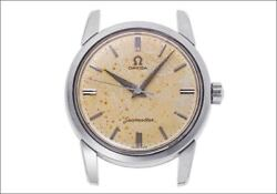 Omega Seamaster Ref.2759-10sc Cal.420 Stainless Steel 1956 Antique No.3107