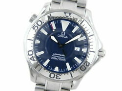 Omega Menand039s Watches Seamaster Professional 2265.80 Easy Response No.1693