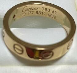Mini Love Ring Pg1 Grain 47 About No. Free Shipping No.3714