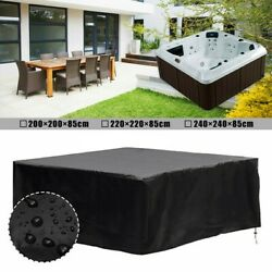 Protective Dust Spa Cover Guard Heat-resistant Accessory Waterproof Suitable