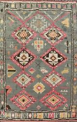 10x15 Geometric Tribal Moroccan Oriental Area Rug Hand-knotted Wool Large Carpet