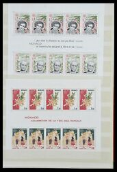 Lot 34045 Stamp Collection Western Europe Souvenir Sheets 1973-1986.