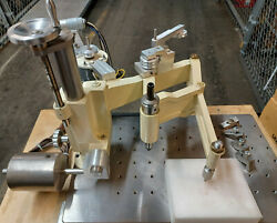 17 X 21 Machined Table Pantograph Cutting Engraving Machine And Fixtures