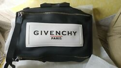 Givenchy Pandora Black Messenger Bag with Strap Made In Italy $1500.00