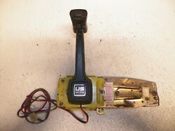 Us Marine Shift And Throttle Remote Control Assembly With Trim/tilt Switch