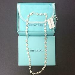And Co. Sold In Japan Necklace Chain Of Hearts From Japan Fedex No.2827