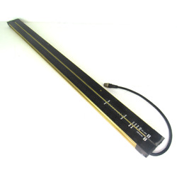 Omron F3sj-a0860p25 Safety Light Curtain Emitter And Receiver 33.8
