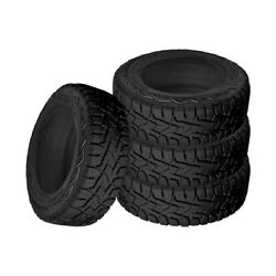 4 X New Toyo Open Country R/t Lt295/65r20/10 Tires
