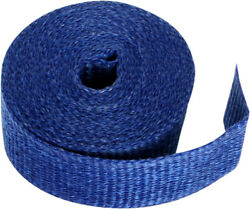Cycle Performance 2 X 50' Blue Exhaust Pipe Wrap Cpp/9066-50