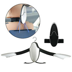 Universal With Hook Car Hanger Organizers For All Kinds Of Clothes Handbags