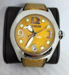 Corum Bubble Stainless Steel Watch 163.150.20