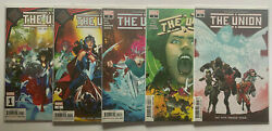 The Union 1 5 Complete King in Black Comic Lot Run Set Marvel 2021