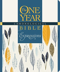 Tyndale Cor-the One Year Chronological Bible Expressions Hbook New