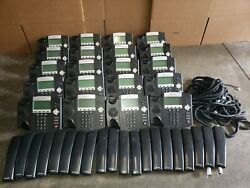 20 Polycom Soundpoint Ip 450 Hd Voice Digital Telephone Systems-excellent Cond