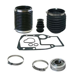 Bellows Reseal Kit U-joint Gimbal Bearing Fit For Omc Cobra Sterndrive I/o