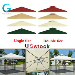 Gazebo Canopy Replacement Top Cover Patio Outdoor Sunshade Cover Us