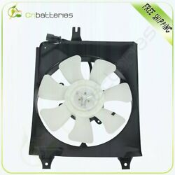 620-201 Ac Condenser Radiator Cooling Fan For Acura Cl Honda Accord 674-58885b