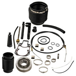 Transom Seal Repair Kit Fit Mercruiser Alpha 1 One Gen 2 Two Shift Cable Bellow