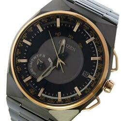Citizen Limited Edition Eco Satellite Wave F100 Solar Menand039s Watches No.8255