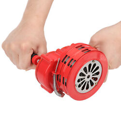 Hand Crank Siren Electric Stable Practical Energy-saving For Home