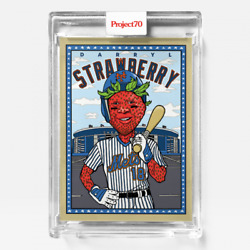 Topps Project 70 Card 381 1966 Darryl Strawberry Chinatown Market Presale 381