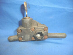 Vintage Accessory 1973 Ford Cougar Mustang Torino Spare Tire Lock With Key Sct4