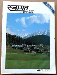 Swagat – 1987 Indian Airlines Inflight Magazines 3