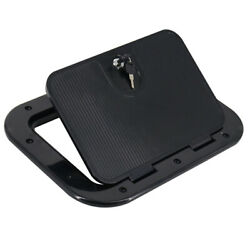 Inspection Access Hatch Cover - Deck Plate For Boat /yacht Marine 248 X