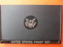 1977 Us Proof Coin Set