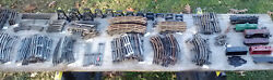 Marx Train 666 And Huge Lot Of Track 170+ Track Pcs Marx Lionel Other Mfgand039s