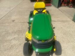 John Deer X300 R Tractor Mower Fully Serviced And Ready To Use