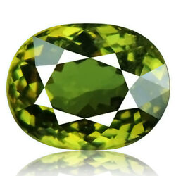 Demantoid Garnet 2.45ct Extremely Rare Aaa Green 100natural Earth Mined Namibia