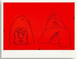 Barry Mcgee Untitled 2020 Limited Edition Print Of 30 Twist Mission School