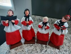 Simpich Character Chorus Dolls. Collectible. 1980and039s Era