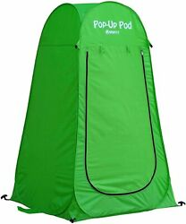 Gigatent Pop Up Pod Changing Room Privacy Tent Andndash Instant Portable Outdoor Shower