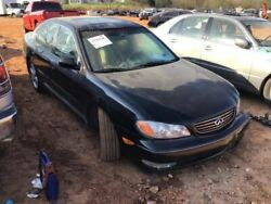 Steering Gear/rack Power Rack And Pinion Fits 03-04 Infiniti I35 2702453