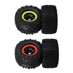 Rc Car Rubber Tire For Bush G5 E6 G2 Hpi Savage Hp 1/8 Rc Monster Truck Car