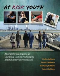 At Risk Youth 5th Edition By J. Jeffries Mcwhirter Benedict T. Mcwhirter Ell