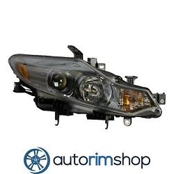 Right Passenger Headlight Lens And Housing For 2010-2012 Mazda Cx-9 Ma2519135oe