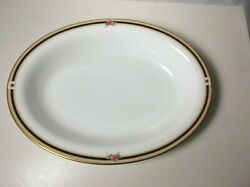 Wedgwood Clio Oval Vegetable Bowl 10 Bone China England Discontinued