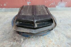 1971-ford-torino Shaker. Hood Air Cleaner Assembly 351