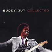 Collected Buddy Guy 2001 Cd Chicago Blues Electric Guitar Music Club Good