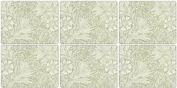 12 X Official Licensed Pimpernel Marigold Floral Dining Placemats 12 X 9