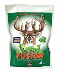 Whitetail Institute Fusion Deer Food Plot Seed For Spring Or Fall Planting Bl...