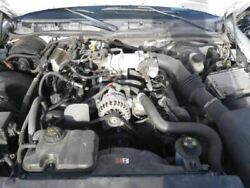 Engine 4.6l Vin W 8th Digit Gasoline Fits 07-08 Lincoln And Town Car 16947181