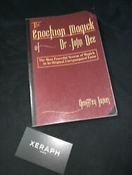 The Enochian Magick Of Dr. John Dee Very Rare Great Condition - Last One