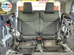 2017-2020 Land Rover Discovery L462 Rear Third Row Seat Back Head Rest Pad Frame