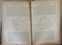 1894 Antique Tinsmiths' Pattern Manual Tinner Coppersmith Plumber Zinc Worker