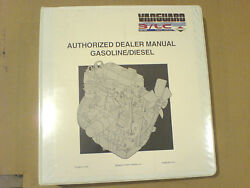 Briggs And Stratton Vanguard 3cyl. Liquid Cooled Engine Parts And Repair Manual.