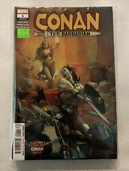 Marvel Conan The Barbarian 1 - 12 Complete Set